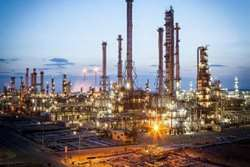 Offering of a 16.41 percent block of shares of Tabriz Oil Refining Co.